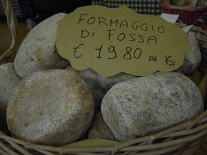 Käse aus Italien